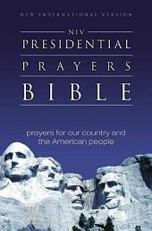 NIV, Presidential Prayers Bible, eBook