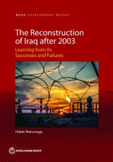 The Reconstruction of Iraq after 2003 PDF
