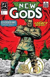 New Gods (1989-) #7