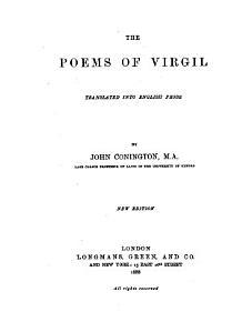 The Poems of Virgil PDF