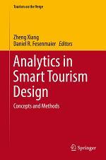 Analytics in Smart Tourism Design