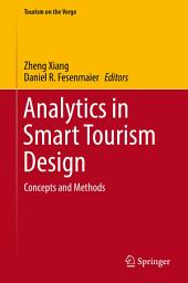 Analytics in Smart Tourism Design: Concepts and Methods