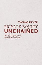Private Equity Unchained: Strategy Insights for the Institutional Investor