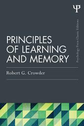 Principles of Learning and Memory: Classic Edition
