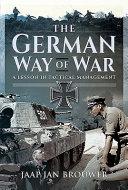 The German Way of War PDF