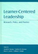 Learner centered Leadership PDF