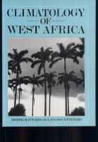 Climatology of West Africa PDF
