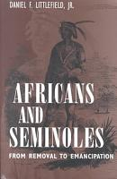 Africans and Seminoles PDF