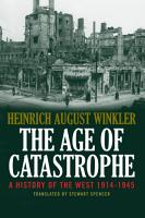 The Age of Catastrophe PDF