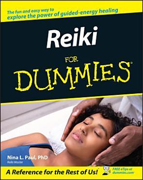 Reiki For Dummies PDF