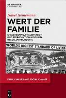 Wert der Familie PDF