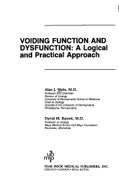 Voiding Function and Dysfunction PDF