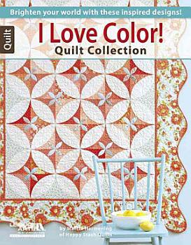 I Love Color  Quilt Collection PDF