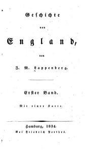 Geschichte von England: Band 1