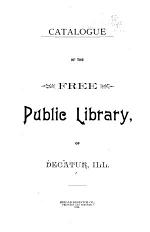 Catalogue of the Free Public Library ...