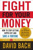 Fight For Your Money PDF