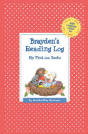 Brayden's Reading Log: My First 200 Books (Gatst)