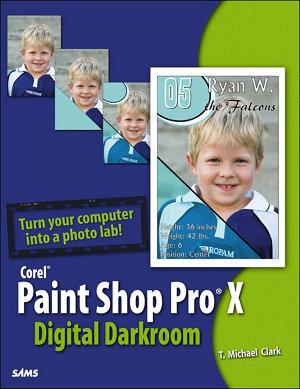 Corel Paint Shop Pro X Digital Darkroom PDF