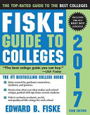 Fiske Guide to Colleges 2017 Book