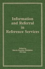 Information and Referral in Reference Services PDF