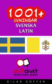 1001+ övningar svenska - latin