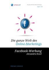 Facebook-Werbung: Auflage August 2016