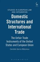 Domestic Structures and International Trade PDF