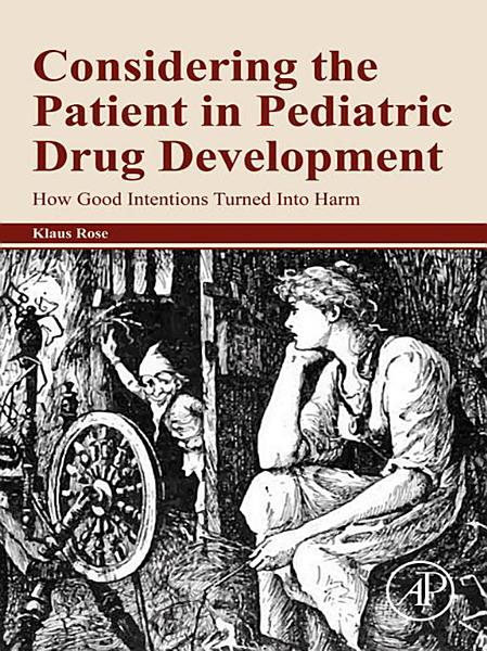 Download Considering the Patient in Pediatric Drug Development Book