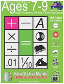 Year 3 Workbook  Ages 7 9 Math  Reading  Writing   Vol1   3000 Questions PDF