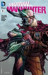 Martian Manhunter (2015-) #5