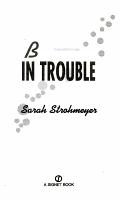 Bubbles in Trouble PDF