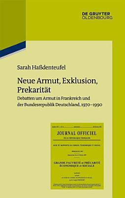 Neue Armut  Exklusion  Prekarit  t PDF
