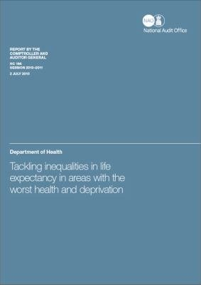 Tackling inequalities in life expectancy in areas with the worst health and deprivation