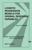 Logistic Regression Models for Ordinal Response Variables PDF