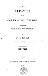 A treatise on the stability of retaining walls
