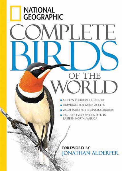 Download National Geographic Complete Birds of the World Book