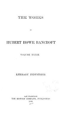 Literary industries  1890 PDF