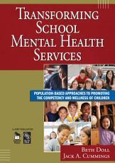 Transforming School Mental Health Services PDF