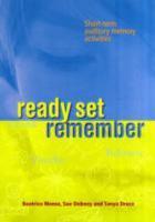 Ready  Set  Remember PDF