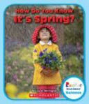 How Do You Know It s Spring  PDF