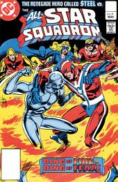 All-Star Squadron (1981-) #9