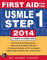 First Aid for the USMLE Step 1 2014 PDF
