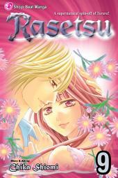Rasetsu: Volume 9