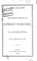 International Literary Exchanges Between France and the United States PDF