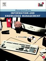 Information and Knowledge Management PDF