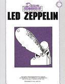 Led Zeppelin Drum Techniques PDF