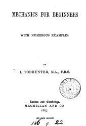 Mechanics for beginners