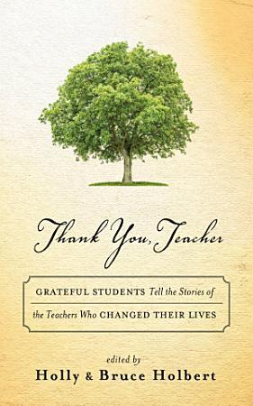 Thank You  Teacher PDF