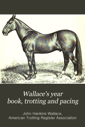 Year Book, Trotting and Pacing: Volume 3