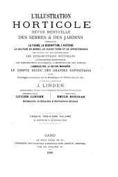 L'Illustration horticole: Volume33